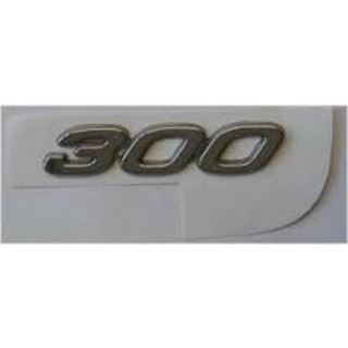 "Picture of TARGHETTA ""300"